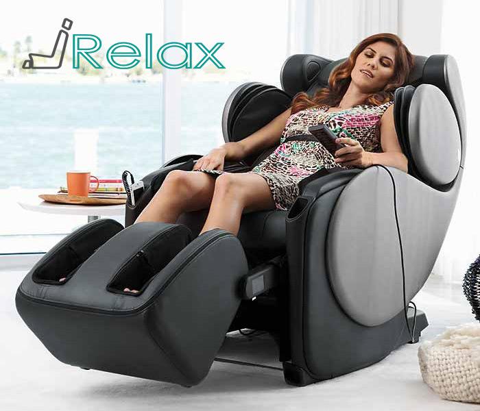 صندلی ماساژ لاکچری